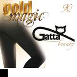 Punčocháče Gatta Gold Magic